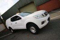 2016 NISSAN NP300 NAVARA 2.3 DCI VISIA 4X4 DOUBLE CAB PICK UP 160 BHP + HARD TOP £SOLD
