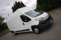 2016 CITROEN RELAY 2.2 35 L3H3 ENTERPRISE HDI 129 BHP + AIR CON + NAV + EXTRA HIGH ROOF