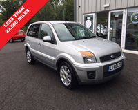 USED 2010 60 FORD FUSION 1.6 TITANIUM THIS VEHICLE IS AT SITE 1 - TO VIEW CALL US ON 01903 892224