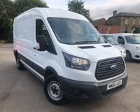 USED 2016 66 FORD TRANSIT 2.0 350 L3 H2 P/V DRW 1d 129 BHP immaculate EURO 6 350 Transit!