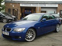 2010 BMW 3 SERIES 2.0 320D M SPORT 2d AUTO 181 BHP £5995.00