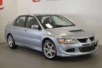 USED 2005 55 MITSUBISHI LANCER EVOLUTION 2.0 VIII 260 4d 262 BHP ONLY 38,000 MILES FROM NEW + 1 OWNER !!!!