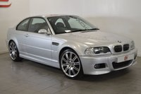 USED 2004 04 BMW M3 3.2 M3 340 BHP ONLY 49,000 + SERVICE HISTORY + ONLY 2 OWNERS