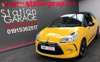 2015 CITROEN DS3 1.6 E-HDI DSTYLE PLUS 3d 90 BHP BLUETOOTH £7495.00