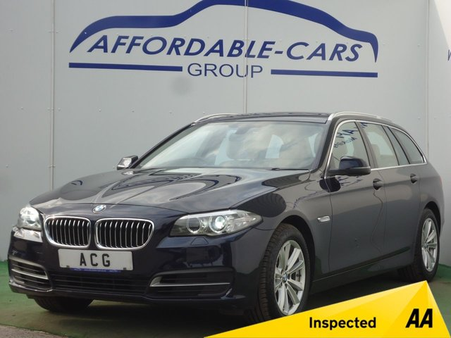 View our BMW 518