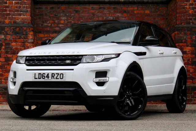 2014 64 LAND ROVER RANGE ROVER EVOQUE 2.2 SD4 Dynamic AWD 5dr