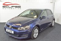 2013 VOLKSWAGEN GOLF 1.6 SE TDI BLUEMOTION TECHNOLOGY 5d 103 BHP £SOLD