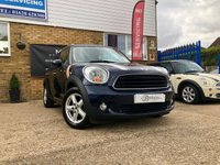 USED 2010 60 MINI COUNTRYMAN 1.6 ONE 5d 98 BHP
