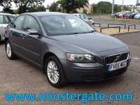 2005 VOLVO S40 1.6 S D 4d 109 BHP * IMMACULATE, FULL SERVICE HISTORY * £1990.00