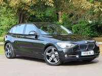 USED 2012 61 BMW 1 SERIES 2.0 120D SPORT 5d AUTO 181 BHP £192 PCM With £999 Deposit
