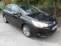 USED 2012 12 CITROEN C4 1.6 VTR PLUS HDI 5d 110 BHP
