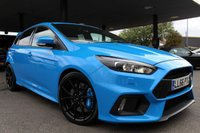 2016 FORD FOCUS 2.3 RS 5d 346 BHP £25990.00