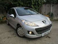 USED 2011 11 PEUGEOT 207 1.6 HDI ACTIVE 5d 92 BHP