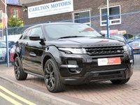 2014 LAND ROVER RANGE ROVER EVOQUE 2.2 SD4 DYNAMIC 3d AUTO PLUS PACK [9] £SOLD