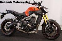 2015 YAMAHA MT-09 MT - 09 ABS  £5999.00