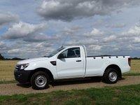 USED 2015 15 FORD RANGER 2.2 XL 4X2 S/C TDCI  123 BHP