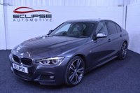 2016 BMW 3 SERIES 2.0 320D M SPORT 4d AUTO 188 BHP £SOLD