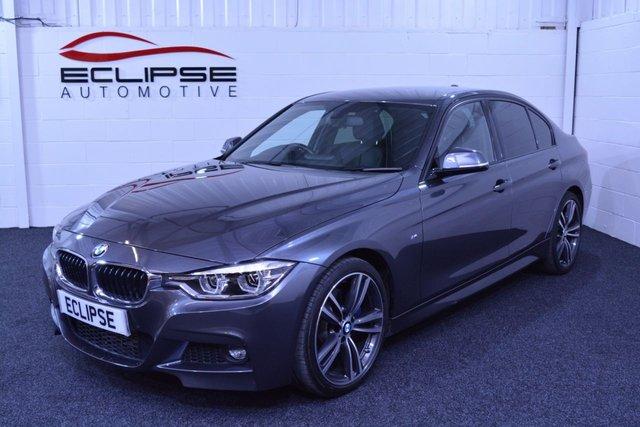 2016 BMW 3 SERIES 2.0 320D M SPORT 4d AUTO 188 BHP