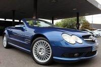 2005 MERCEDES-BENZ SL 5.4 SL55 AMG KOMPRESSOR 2d AUTO 493 BHP £13990.00