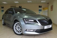 2015 SKODA SUPERB 2.0 LAURIN AND KLEMENT TSI DSG 5d AUTO 560 BHP £34995.00