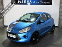 2009 FORD KA 1.2 STYLE 3dr £3180.00