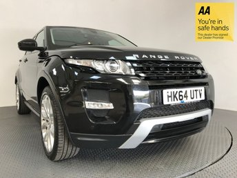 2015 LAND ROVER RANGE ROVER EVOQUE 2.2 SD4 DYNAMIC 5d 190 BHP £22995.00