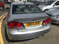 USED 2009 59 HONDA CIVIC 1.3 IMA ES HYBRID 4d AUTO 115 BHP