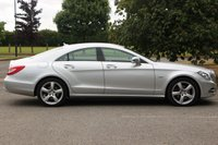 USED 2012 12 MERCEDES-BENZ CLS CLASS 3.0 CLS350 CDI BLUEEFFICIENCY 4d AUTO 265 BHP