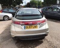 USED 2007 07 HONDA CIVIC 1.8 ES I-VTEC 5d 139 BHP
