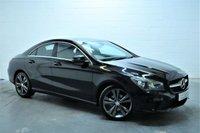 2014 MERCEDES-BENZ CLA 2.1 CLA220 CDI SPORT 4d AUTO 170 BHP £13695.00