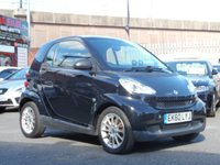 2010 SMART FORTWO 1.0 PASSION MHD 2d AUTO 71 BHP £3180.00
