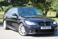 2009 BMW 5 SERIES 3.0 530D M SPORT 4d AUTO 232 BHP £9480.00