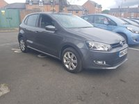 USED 2013 63 VOLKSWAGEN POLO 1.4 MATCH EDITION DSG 5d AUTO 83 BHP GOOD SPECIFICATION INCLUDING PARKING SENSORS, ALLOY WHEELS, AIR CONDITIONING AND AUXILLIARY/USB CONNECTIONS! CHEAP TO RUN , LOW CO2 EMISSIONS, LOW ROAD TAX AND EXCELLENT FUEL ECONOMY! FULL HISTORY AND ONLY 11319 MILES FROM NEW!