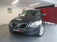 2011 VOLVO XC60 2.4 D5 SE LUX AWD 5d AUTO 212 BHP £11595.00