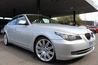 2007 BMW 5 SERIES 3.0 535D SE 4d 282 BHP £6500.00