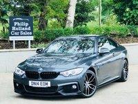 2014 BMW 4 SERIES 2.0 420D M SPORT 2d AUTO 181 BHP £17995.00