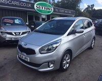 2014 KIA CARENS 1.7 2 CRDI 5d AUTO 134 BHP £10489.00
