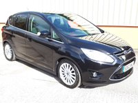 2012 FORD C-MAX 1.6 TITANIUM 5d 123 BHP £6995.00