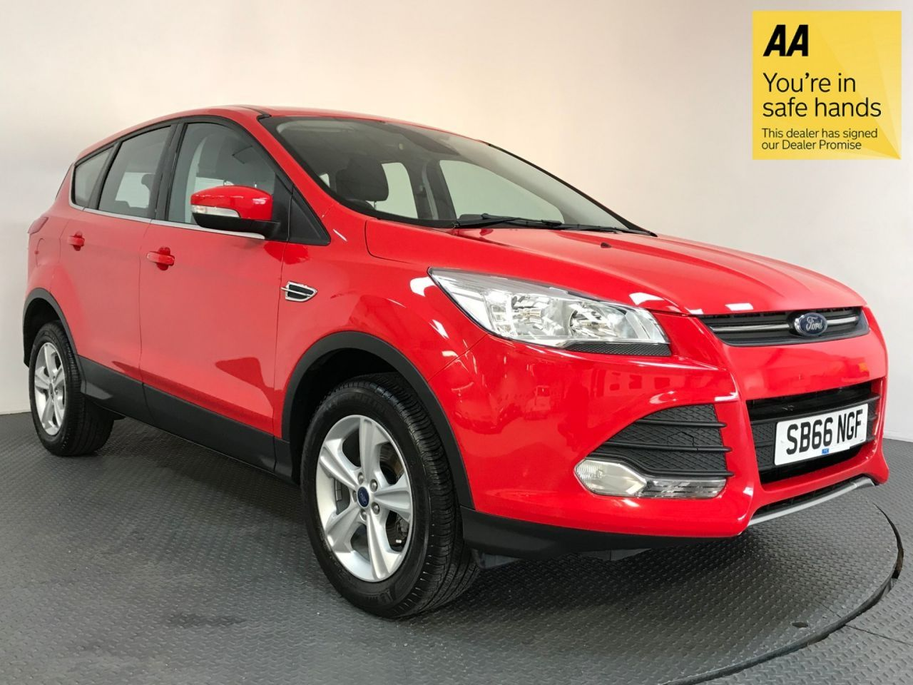 Used   Ford Kuga  Bhp Full Ford History Low Miles