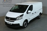USED 2017 17 FIAT TALENTO 1.6 16V MULTIJET II 5d 95 BHP SWB EURO 6 AIR CON DIESEL PANEL MANUAL VAN AIR CONDITIONING EURO 6 ENGINE