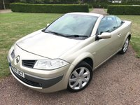 2007 RENAULT MEGANE 1.6 DYNAMIQUE VVT 2d 110 BHP SOLD NOW SORRY!  Full History Mint Example £1399.00