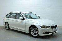 2014 BMW 3 SERIES 2.0 320D EFFICIENTDYNAMICS BUSINESS TOURING 5d 161 BHP £8495.00