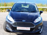 USED 2013 13 FORD FIESTA 1.25 82 Zetec 5dr