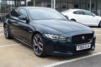 2015 JAGUAR XE 3.0 S 4d AUTO 335 BHP £23995.00