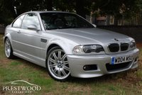 USED 2004 04 BMW M3 3.2 [350 BHP] COUPE 6 SPEED MANUAL