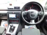 USED 2008 08 AUDI A4 2.0 TDI S LINE TDV 4d 140 BHP SAT NAV. NEW TIMING BELT AND WATER PUMP. ONLY 88000 MILES. EXCELLENT CONDITION.