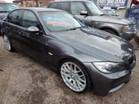 2008 BMW 3 SERIES 3.0 330D M SPORT 4d AUTO 228 BHP £6995.00