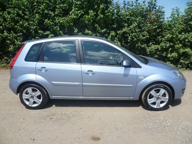 2007 07 FORD FIESTA 1.25 Zetec Climate 5dr