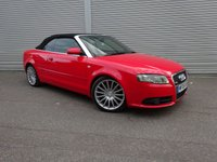 USED 2006 06 AUDI A4 3.1 FSI S LINE 2d AUTO 255 BHP The Car Finance Specialist