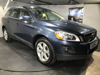 USED 2008 58 VOLVO XC60 2.4 D5 SE LUX AWD 5d 185 BHP Full leather upholstery  :  Heated front seats    :    Electric driver and passenger seats    :    Rear parking sensors   :   Full service and MOT when sold